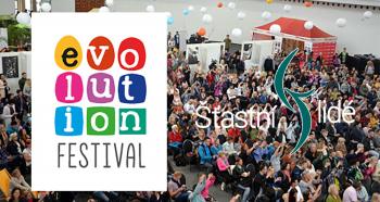 Přijďte se na nás podívat na festival Evolution 2019